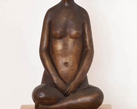 Skulptur Barbara David-Weber
